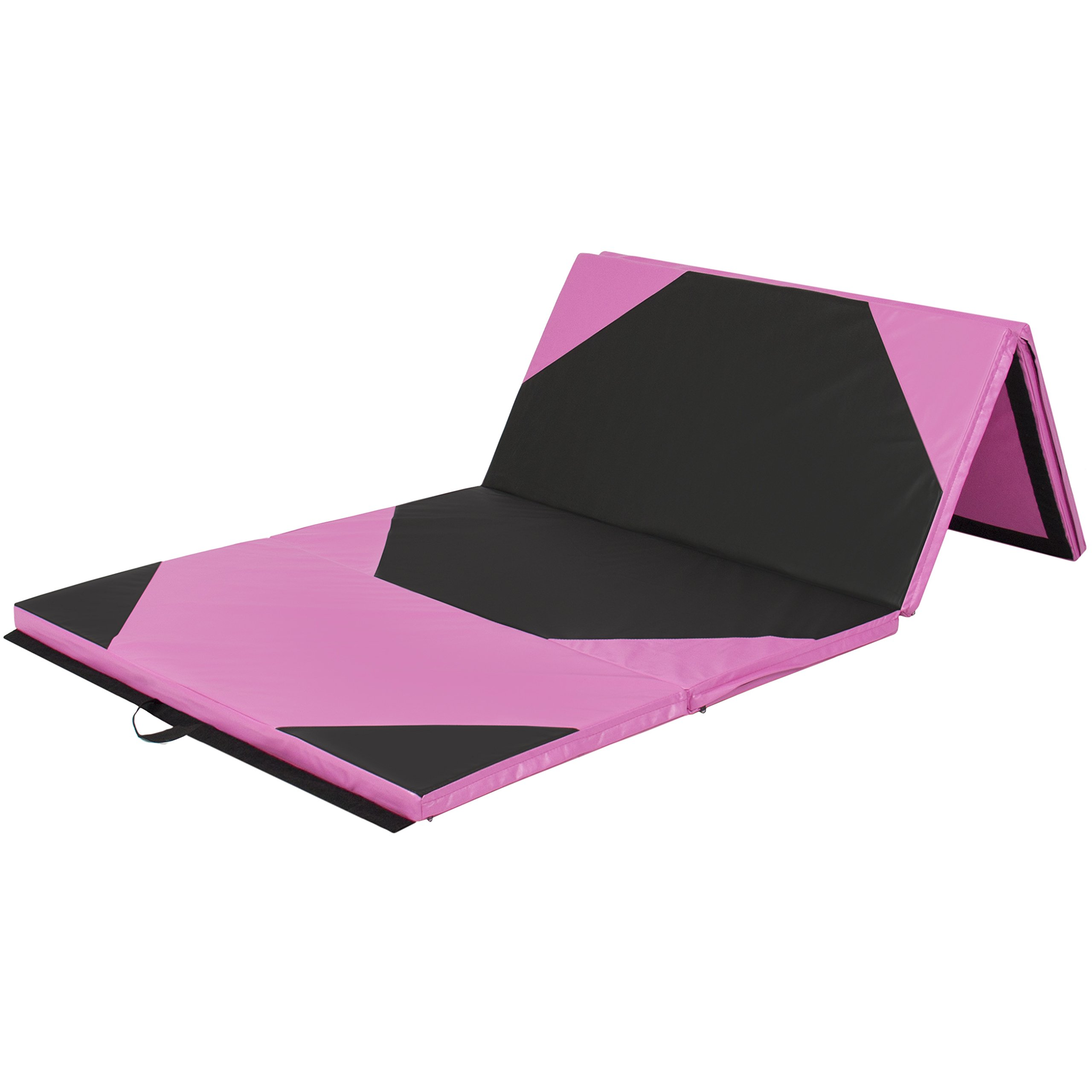 "Best Choice Products 4'x10'x2"" Gymnastics Gym Folding"