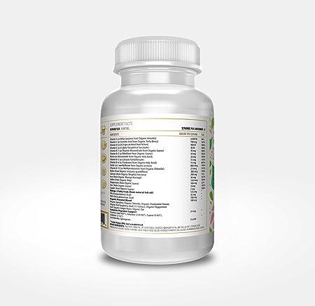 Amazon.com: Actif Organic Prenatal Vitamins - 90 Count: Health & Personal Care