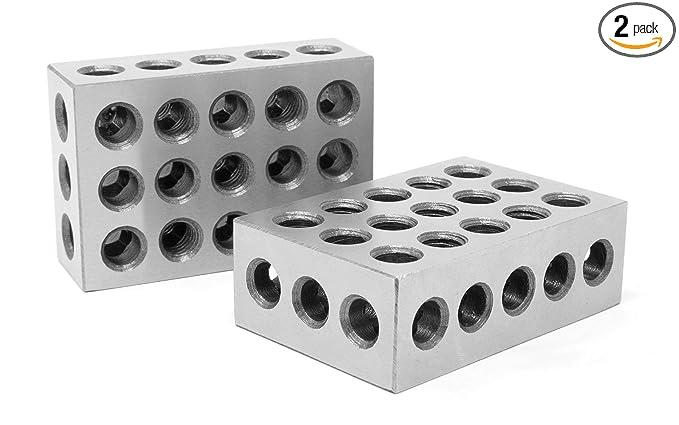 machinist block