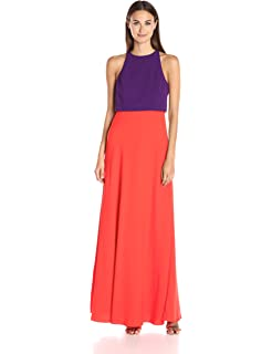 5616755fd87f Amazon.com: Jill Jill Stuart Women's Cape One-Shoulder Gown: Clothing
