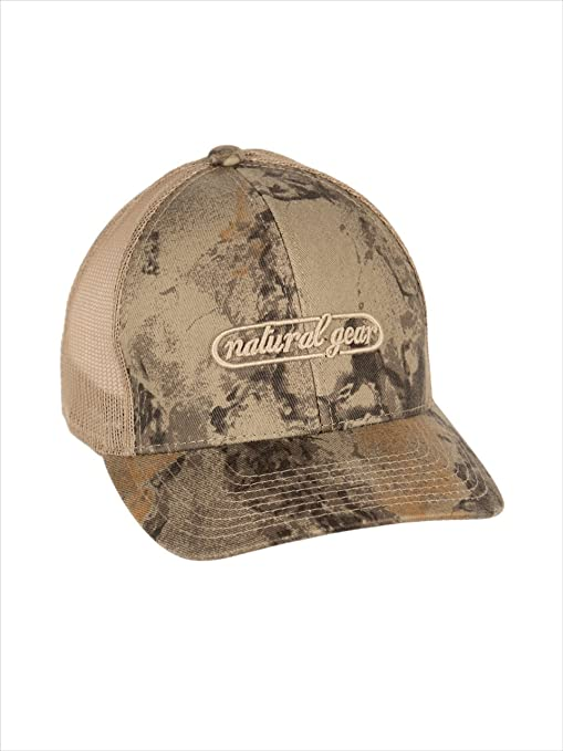 e963fb9e8cd88 Amazon.com   Natural Gear Trucker Hat