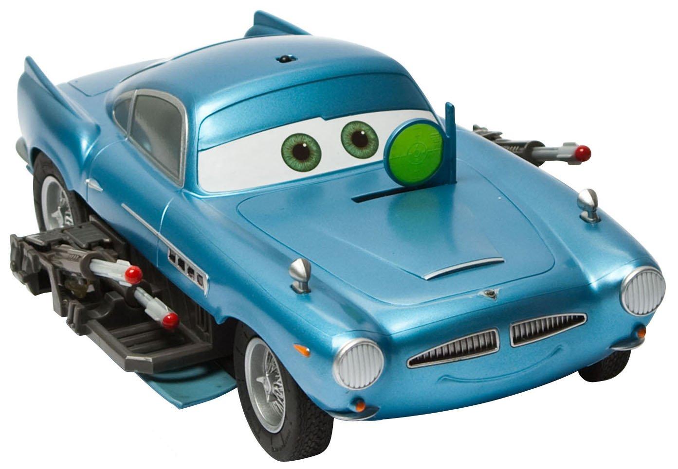 Air Hogs Cars 2 - Missile Firing Finn McMissile