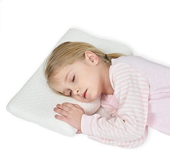 Memory Foam Pillow Bed Sleep Contour