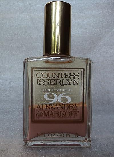 Amazon Com Alexandra De Markoff Countess Isserlyn Liquid Makeup