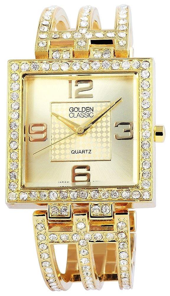 Asos Reloj analógico para Mujer de Cuarzo con Correa en Varios Materiales 100404000001: Amazon.es: Relojes