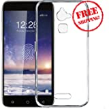 Jkobi TPUCLPDNT3LITE Soft Silicone TPU Jelly Transparent Crystal Clear Case Soft Back Case Cover For Coolpad Note 3 Lite (5.0 Inches)
