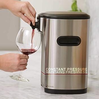 Boxxle Stainless Steel Beverage Dispenser