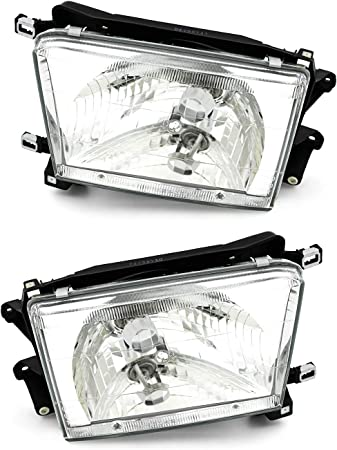 Depo 312-1142R-AS Toyota 4Runner Passenger Side Replacement Headlight Assembly