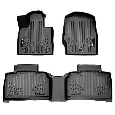 SMARTLINER SA0423/B0423 for 2020 Ford Explorer Fits 6 and 7 Passenger Models, Black: Automotive