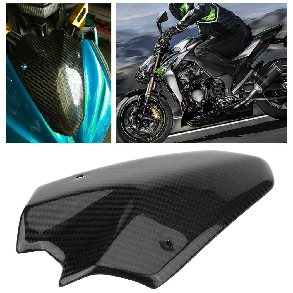Carbon Fiber Motorcycle Modified Windshield Protector for Z1000 14-16 Aramox Motorcycle Windscreen