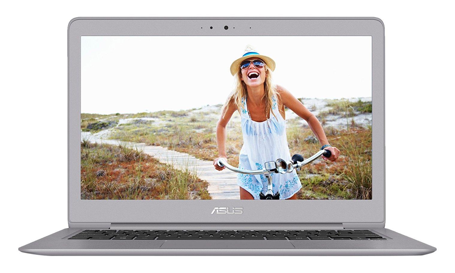 [2017 Version] ASUS ZenBook UX330UA-AH5Q 13.3-inch QHD+ Ultra-Slim Laptop (Core i5 Processor, 8GB DDR3, 256GB SSD… 1