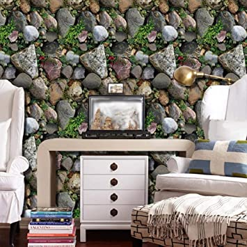 Buy Univocean Vinyl Pvc Abstract Wall 3d Sticker 200 X 45 Cm Green Online At Low Prices In India Amazon In
