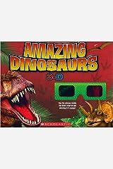 Amazing Dinosaurs 3-D Paperback