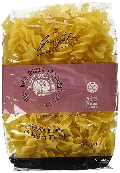 Garofalo - Special BOX - Pasta Sin Gluten - FUSILLONI (800Gr ...