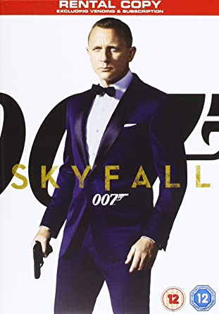 Amazoncom Skyfall Dvd Movies Tv