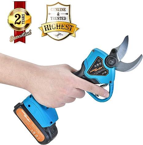 Amazon.com: Salem Master - Tijeras de podar eléctricas ...