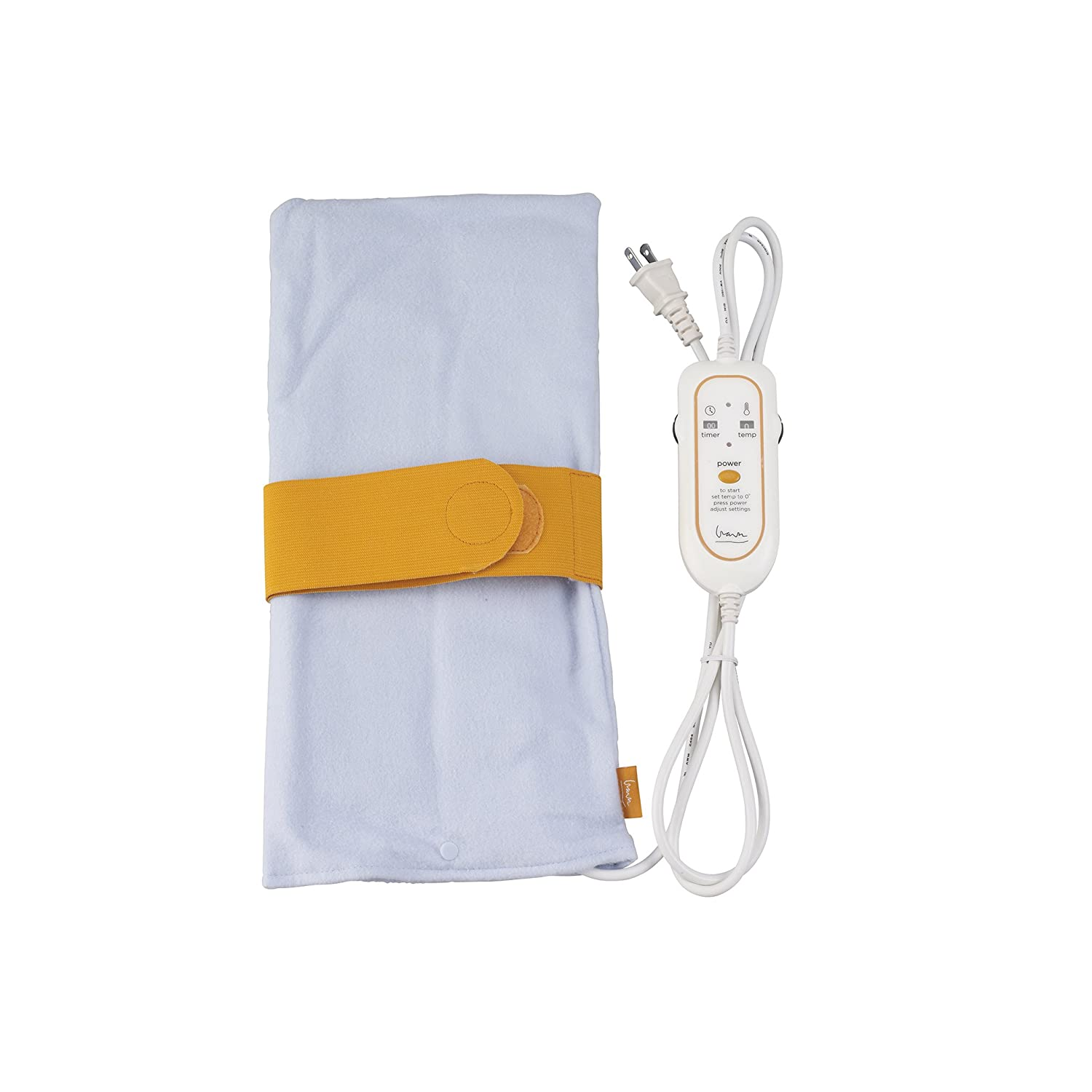 """Drive Medical Therma Moist Michael Graves Heating Pad, Petite 7"""" x 15"""""""