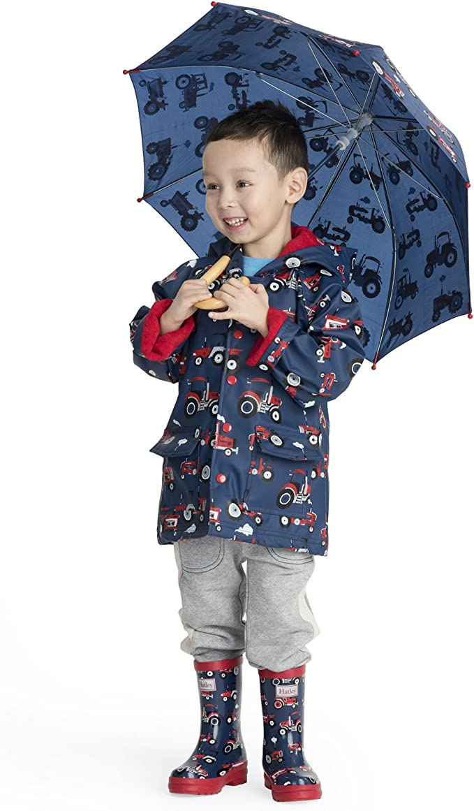 Hatley Boys Printed Umbrellas One Size Painted Dinos