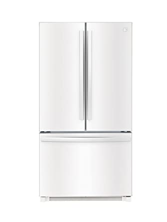 Charmant Kenmore 73022 26.1 Cu. Ft. Non Dispense French Door Refrigerator In White,