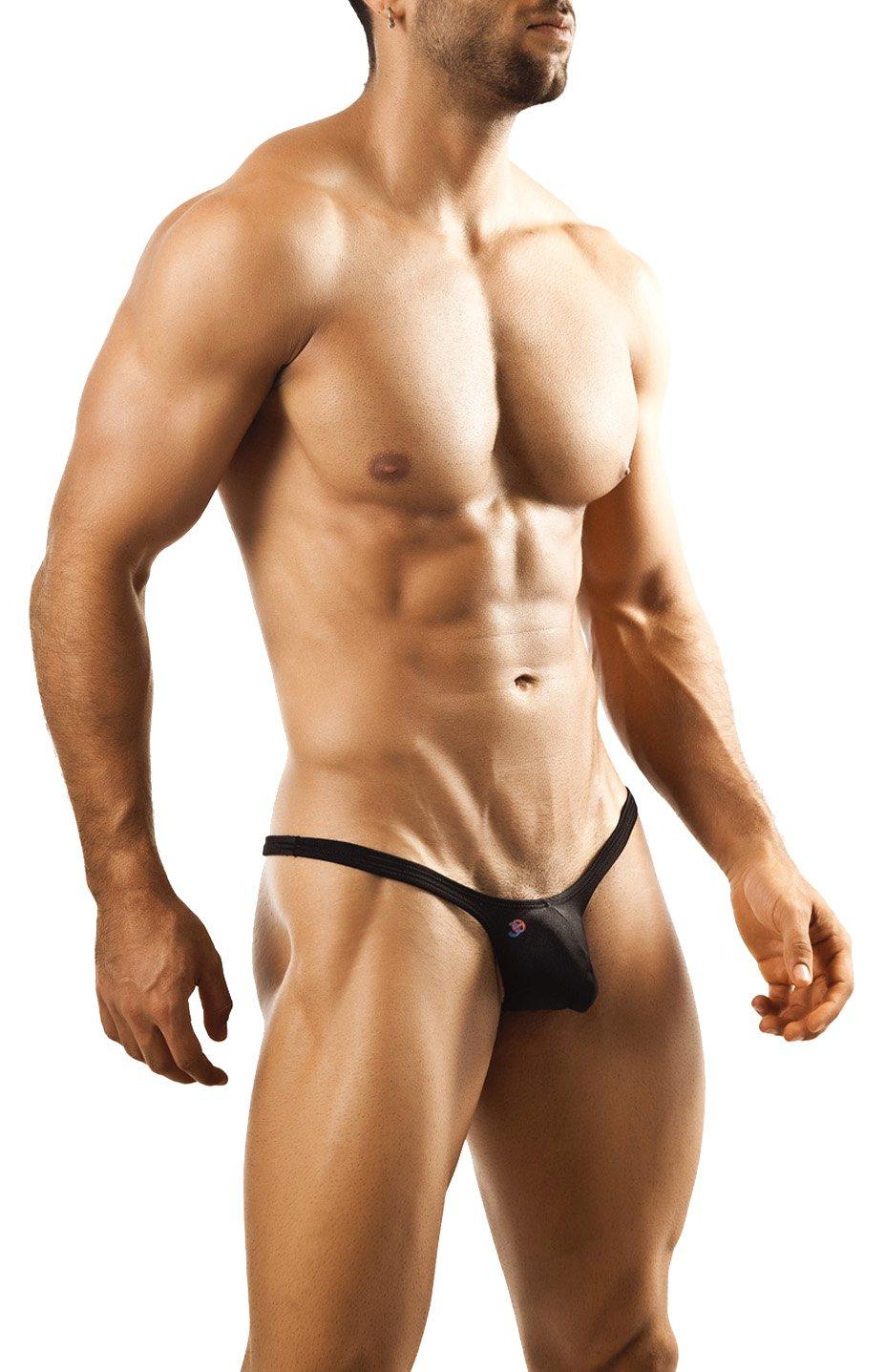 JOE SNYDER Bulge Thong 02 JSBUL02-Black