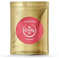 The Beauty Co. Strawberry Coffee Scrub, 200 g