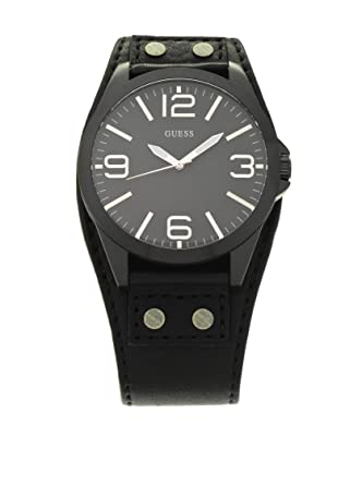 guess watches w0419g1 men amazon co uk watches guess watches w0419g1 men