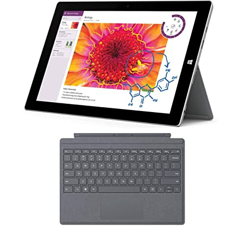 Microsoft Surface 3 128 GB WiFi - 4G módulo SIM con Teclado de ...