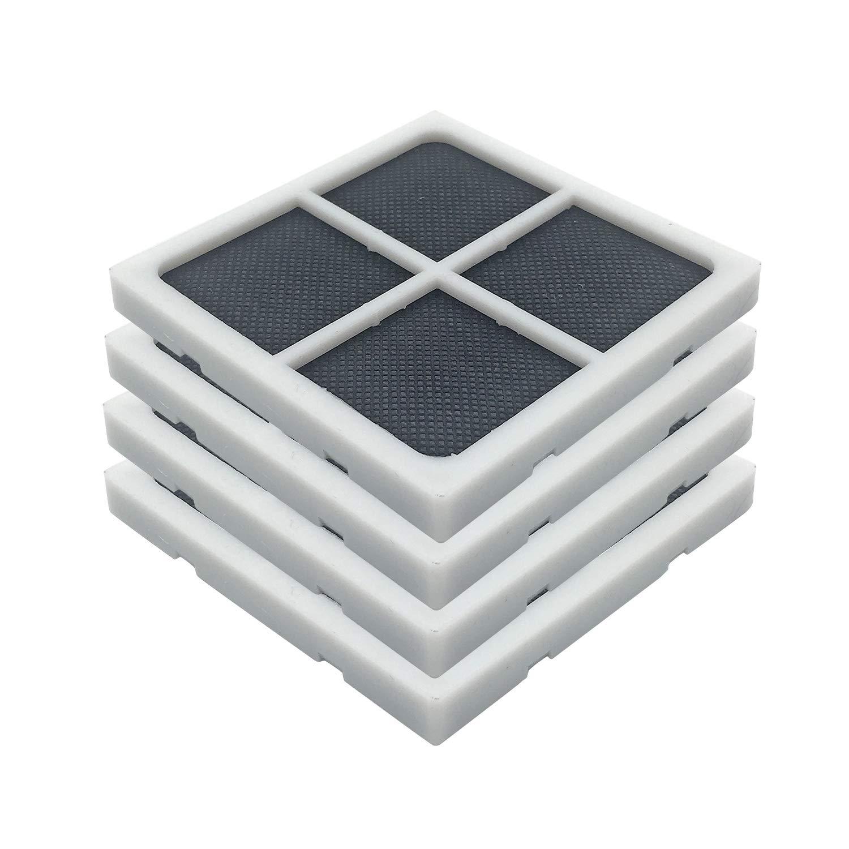 GreenR3 4-PACK replacement Air filter Air Filters for Refrigerators LG LT120F fit LG LFX LMX ADQ LSC GF Kenmore 469918 106 795 Model Series PN and more