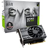 EVGA GeForce GTX 1050 GAMING, 2GB GDDR5, DX12 OSD Supporto (PXOC) Scheda Grafica 02G-P4-6150-KR