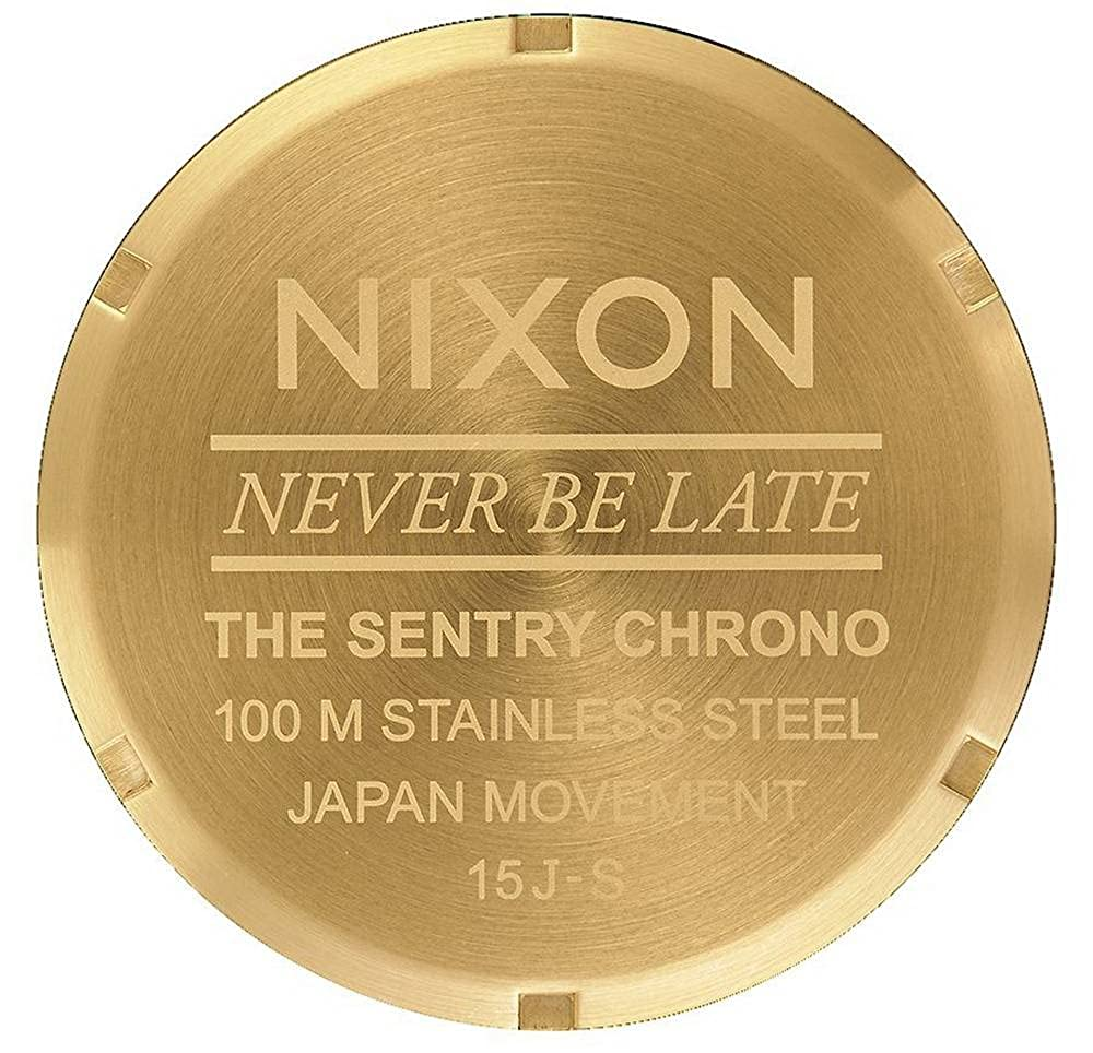 Amazon.com: Nixon Sentry Chrono A386-502 Mens Chronograph Design Highlight: Nixon: Watches