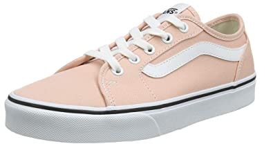 8103c235b8 Vans Women s FILMORE Decon Trainers Pink ((Canvas) Spanish Villa True White  Vvh