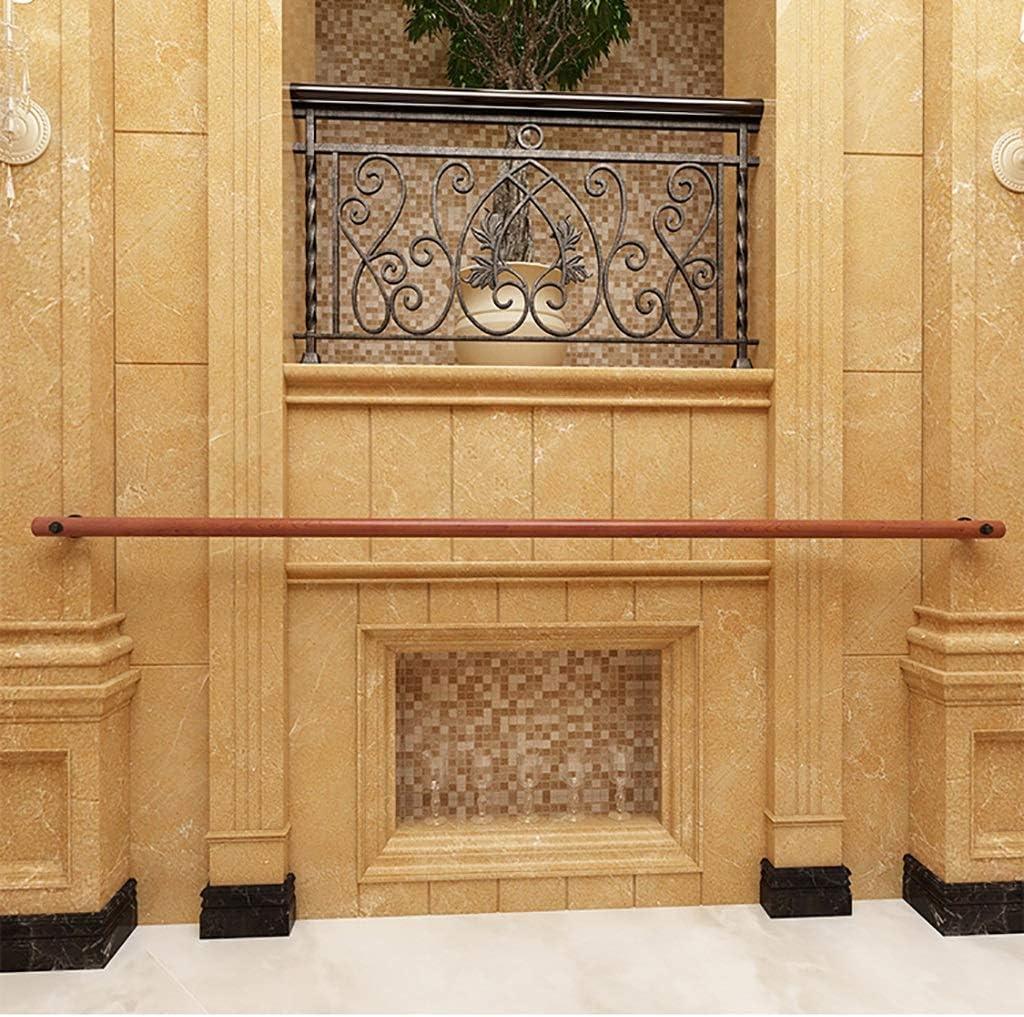 GCX-Grip Barandilla de Pasillo, barandilla de Escalera de altillo de Madera, barandilla Interior for Exteriores con Soportes de Hierro Forjado Kit Completo (Size : 100cm): Amazon.es: Hogar