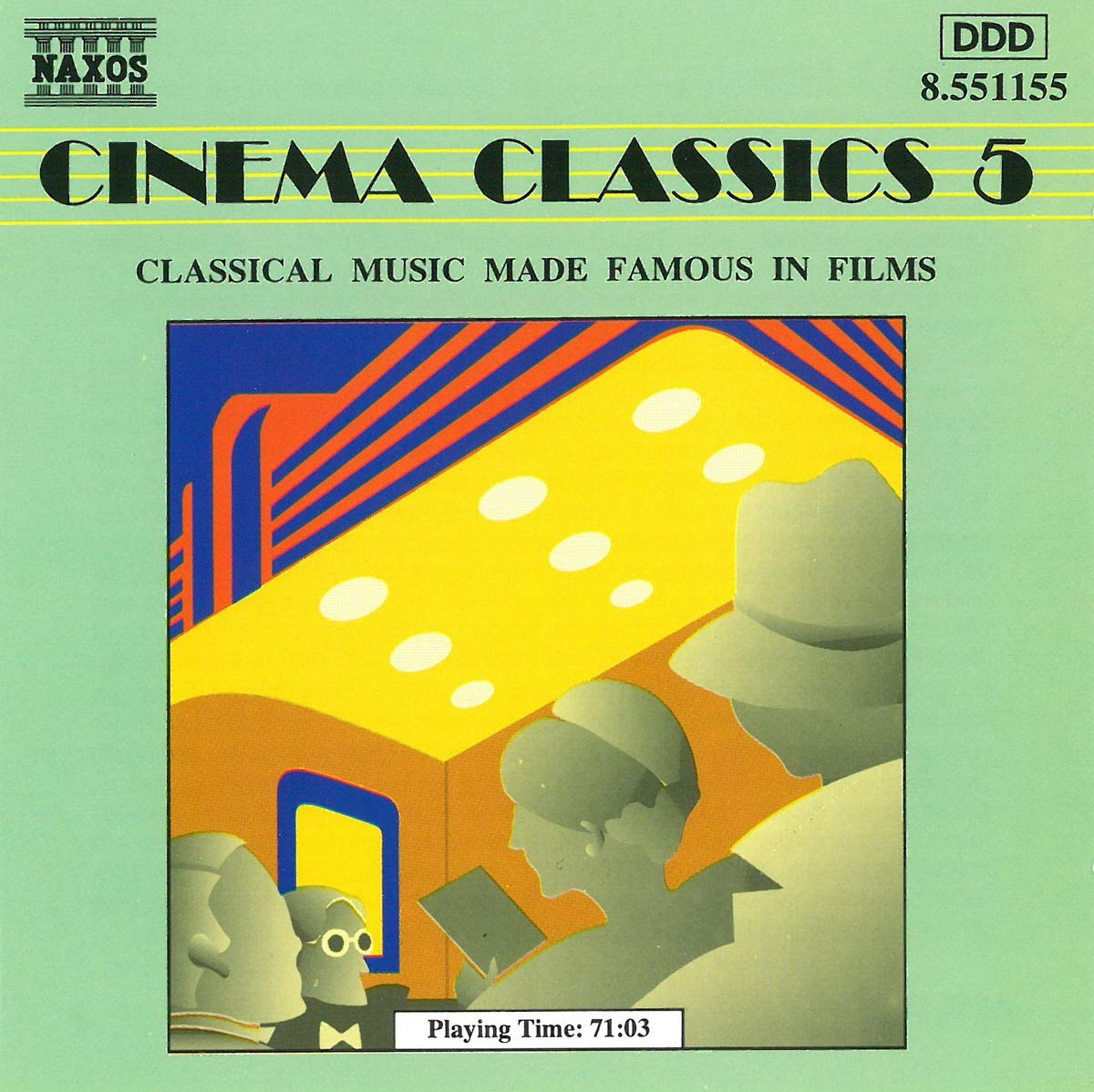 Cinema Classics 5 5% OFF Bombing free shipping