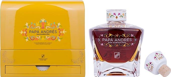 Ron - Brugal Papa Andres 70 cl: Amazon.es: Alimentación y ...