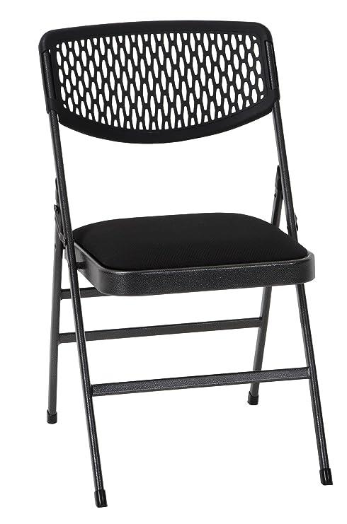 Amazon.com: Cosco Products 60865BHC4E - Silla plegable de ...