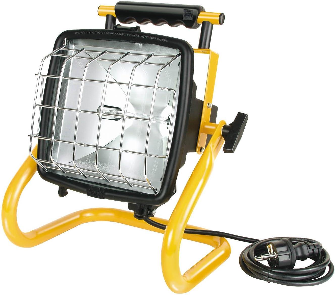 Brennenstuhl LED Baustrahler Bau Strahler Leuchte mit Stativ außen IP54 1720 Lm