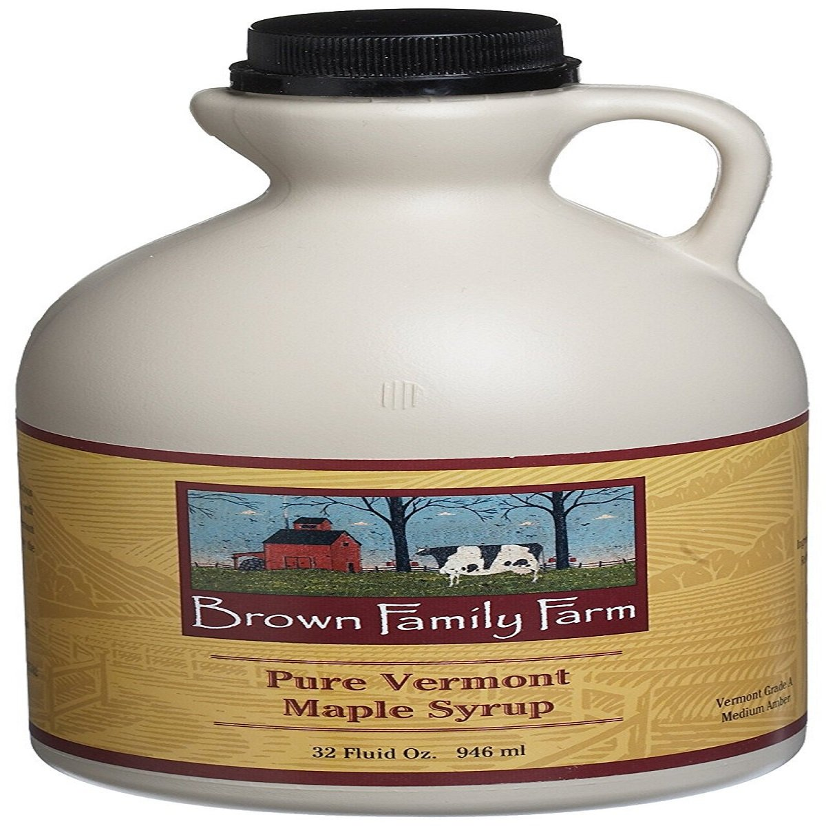 VERMONT MAPLE SYRUP FRAGRANCE OIL - 16 OZ/ 1 LB - FOR CANDLE & SOAP MAKING BY VIRGINIA CANDLE SUPPLY - FREE S&H IN USA