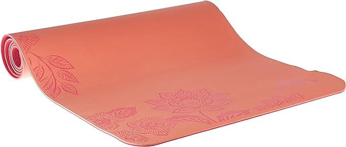 Prana Henna E C O Yoga Mat Summer Peach One Size Amazon Co Uk Clothing