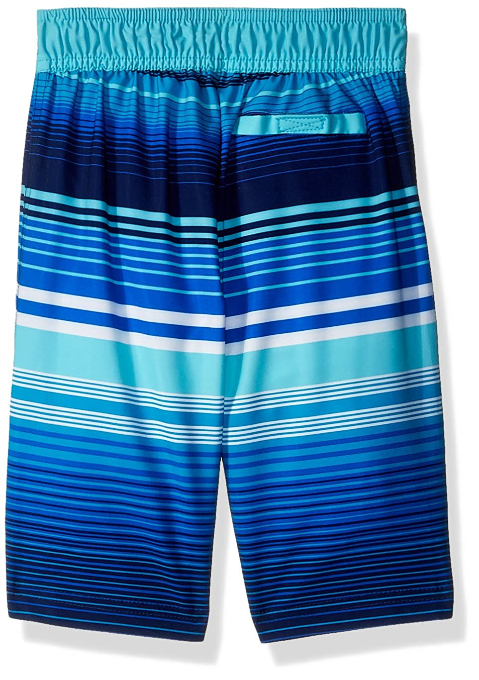 Free Country Boys Little Ripple Effects Print Board Shorts