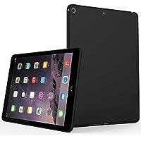Microsonic 17946 Matte Silicone Apple iPad Air (A1474-A1475-A1476) Kılıf Siyah