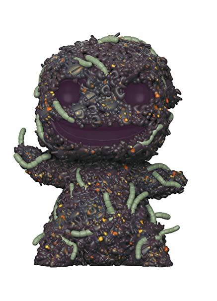 funko pop disney nightmare before christmas oogie boogie with bugs collectible figure multicolor - The Nightmare Before Christmas Oogie Boogie