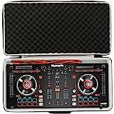 Khanka Hard Travel Case Replacement for Numark Mixtrack PlatinumFX/Pro 3 | USB DJ Controller