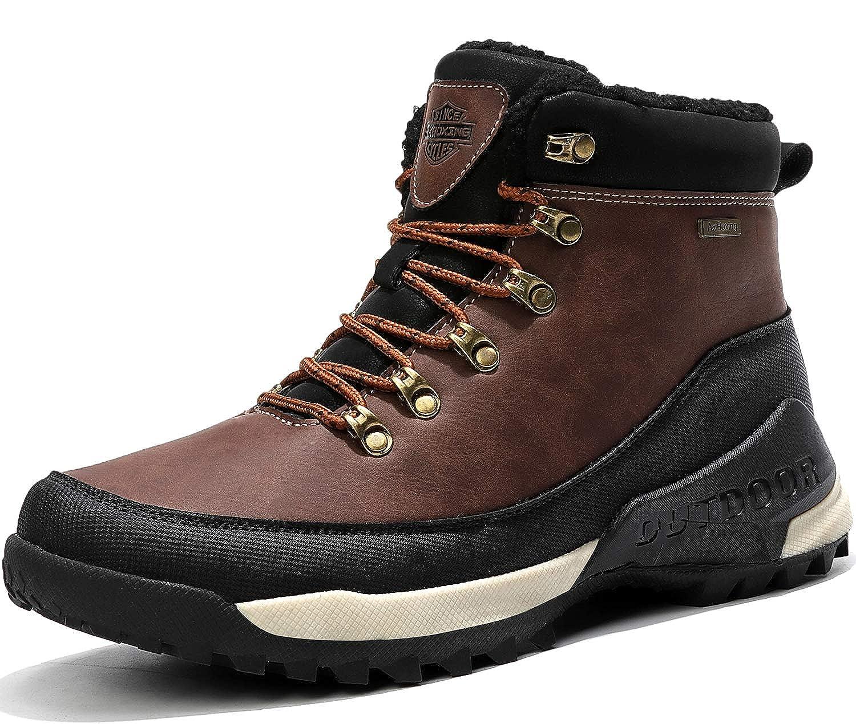 AX BOXING Hombre Botines Zapatos Botas Nieve Invierno Botas ...
