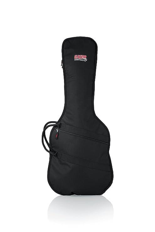 0c3ef4c2b6f Amazon.com: Gator Cases Gig Bag for Mini Electric Guitars (GBE-MINI-ELEC):  Musical Instruments