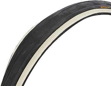 Continental Ultra Sport II Cubierta, Unisex Adulto, Negro/Blanco, 700 x 23C (23-622): Amazon.es: Deportes y aire libre