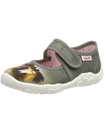 3a1292f4f5ca2 Chaussons fille