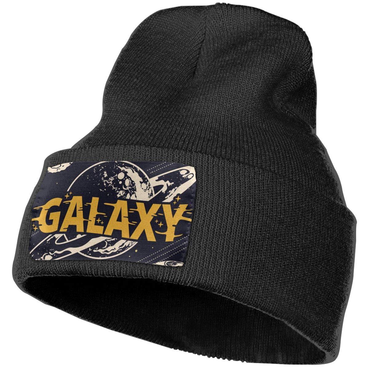 Horizon-t Galaxy Unisex 100/% Acrylic Knitting Hat Cap Fashion Beanie Hat