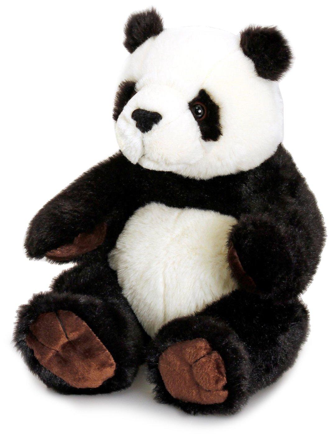 Keel Toys SW4633 - Panda de peluche (20 cm), color blanco y negro: Amazon.es: Juguetes y juegos