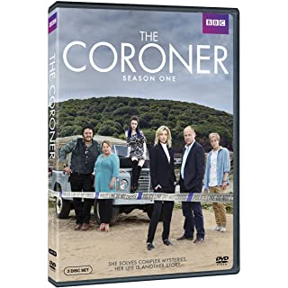 Book Cover: Coroner, The: S1