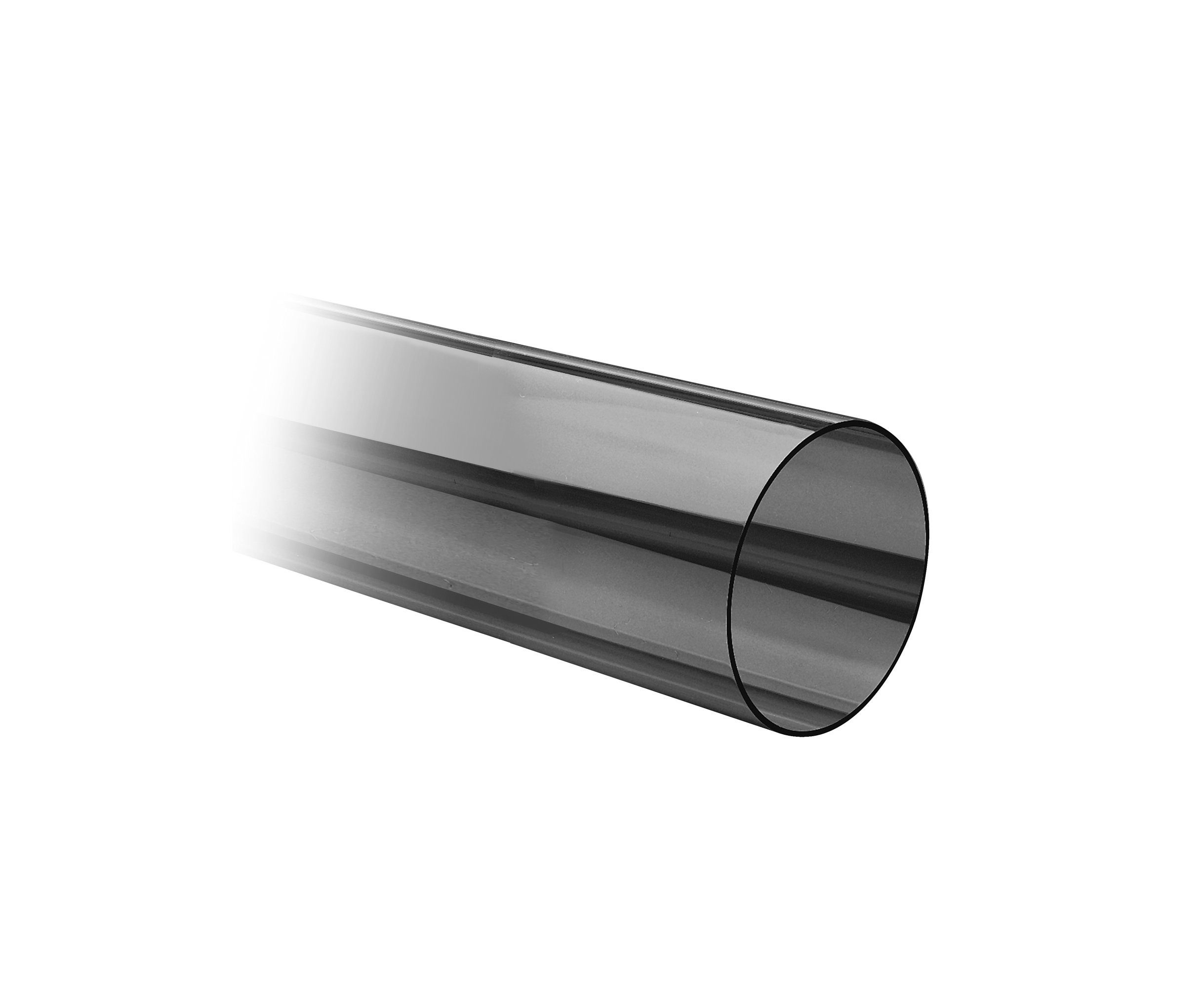 Corning Pyrex Borosilicate Glass Standard Wall Glass Tubing, Fire Polished End, 14mm O.D. (Case of 86)